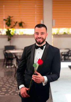 Millionaire set to spend Valentine's Day alone after fearing women will use him 'for his bank balance'