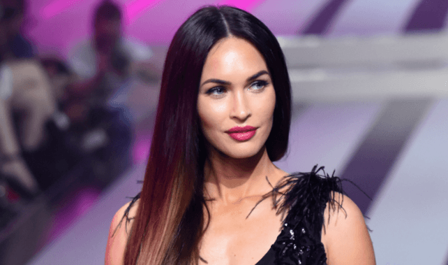 Megan Fox is unrecognizable in photos of her new film role