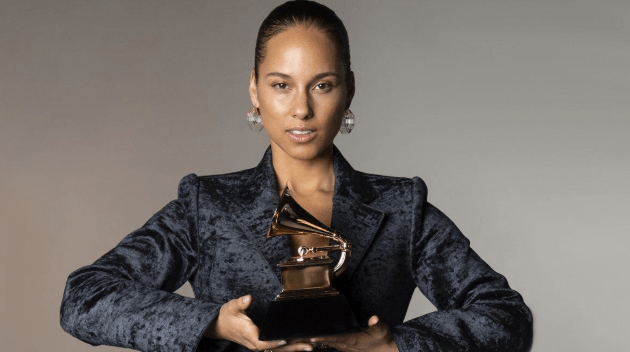 Alicia Keys Wraps Grammys Night With First New Song In Almost 3 Years