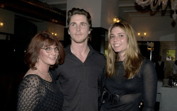 Christian Bale ends 10-year feud with family