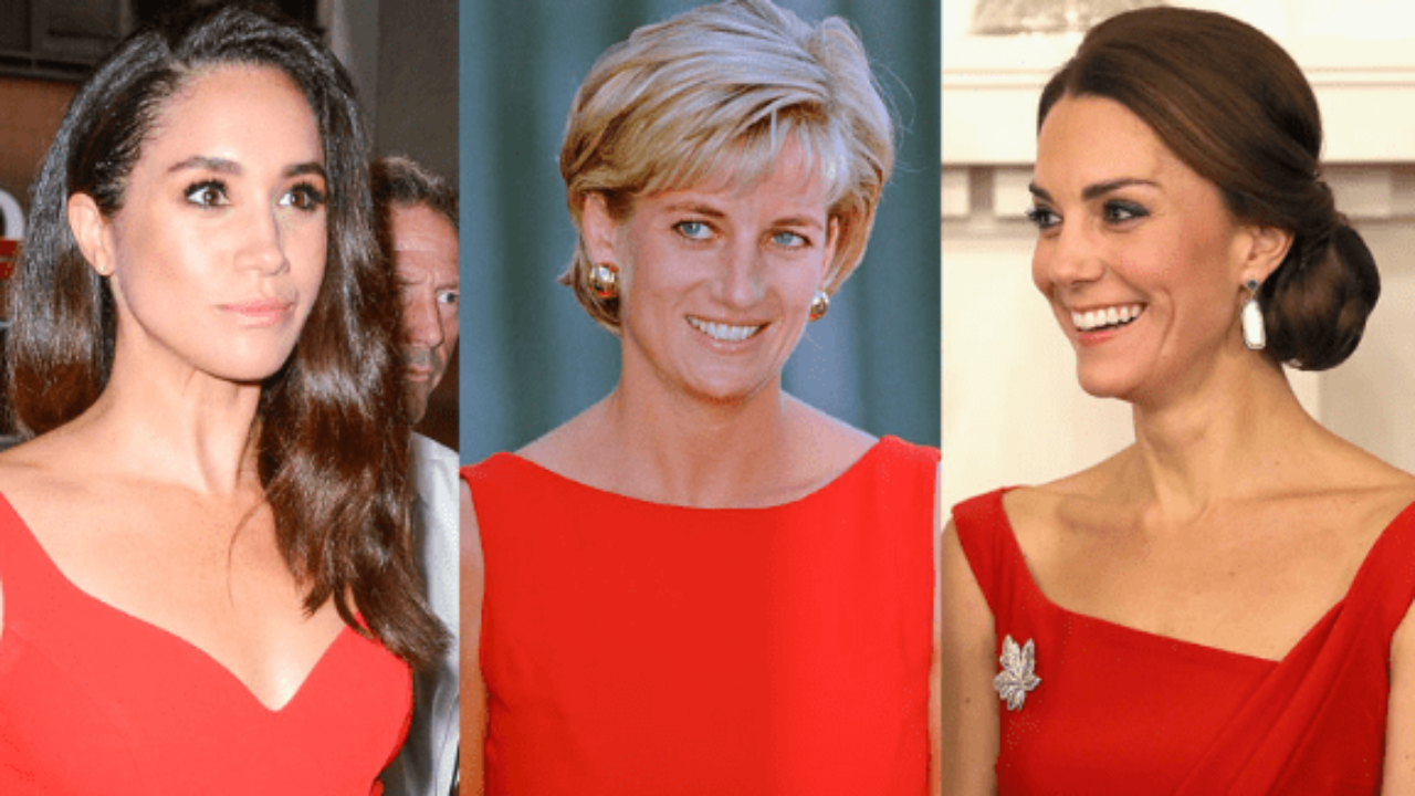 Download Meghan Markle Looks Like Princess Diana