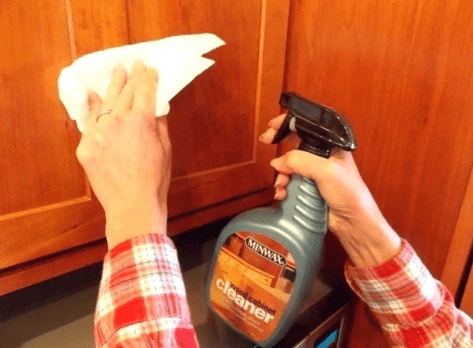 Tips for Cleaning Food Grease from Wood Cabinets - The World ...