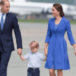 Prince William, Kate Middleton and kids flew budget to Scotland