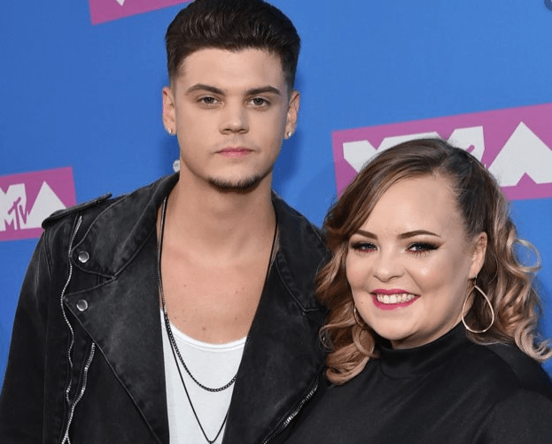 Teen Mom's Tyler Baltierra and Catelynn Lowell Break Down in Tears After Visiting Carly