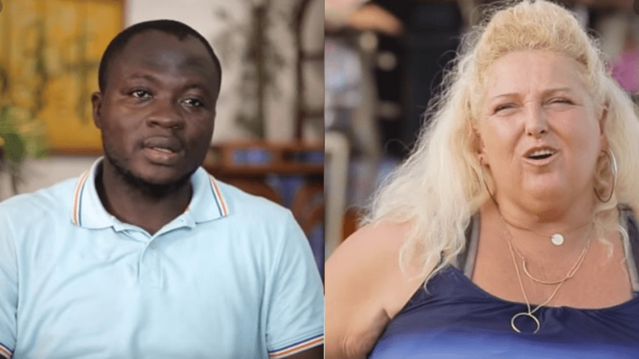 Angela Is The Fireworks Woman 90 day fiance': so did angela and michael's relationship