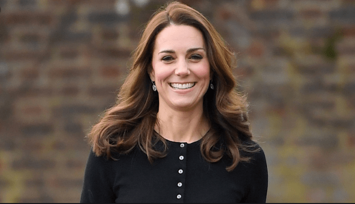 Duchess of Cambridge is told 'someone close' to her wants her affections