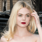 Elle Fanning once carried chicken bones on the red carpet for good luck
