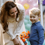 Kate Middleton raising Prince George to be a fit king