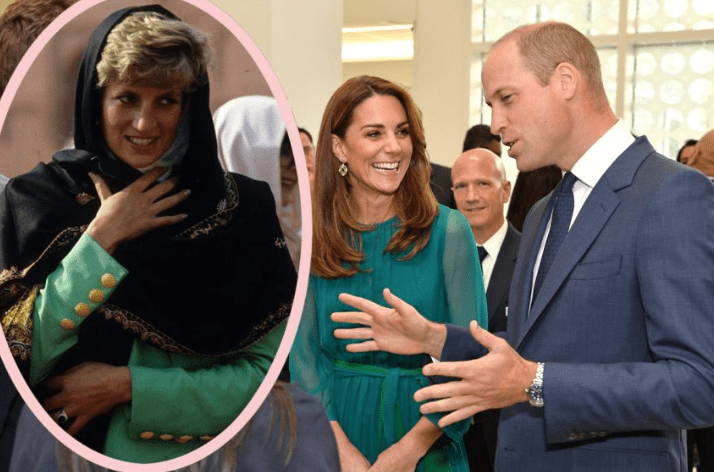 Prince William And Kate Middleton Will Visit The Same